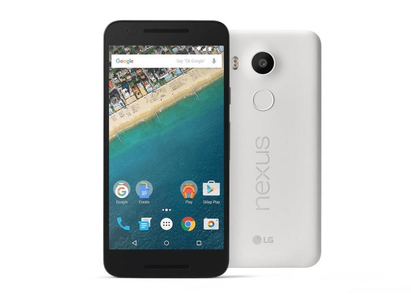 Tabletowo.pl Promocja: Nexus 5X 32 GB (biały) za 1249 złotych Android LG Smartfony
