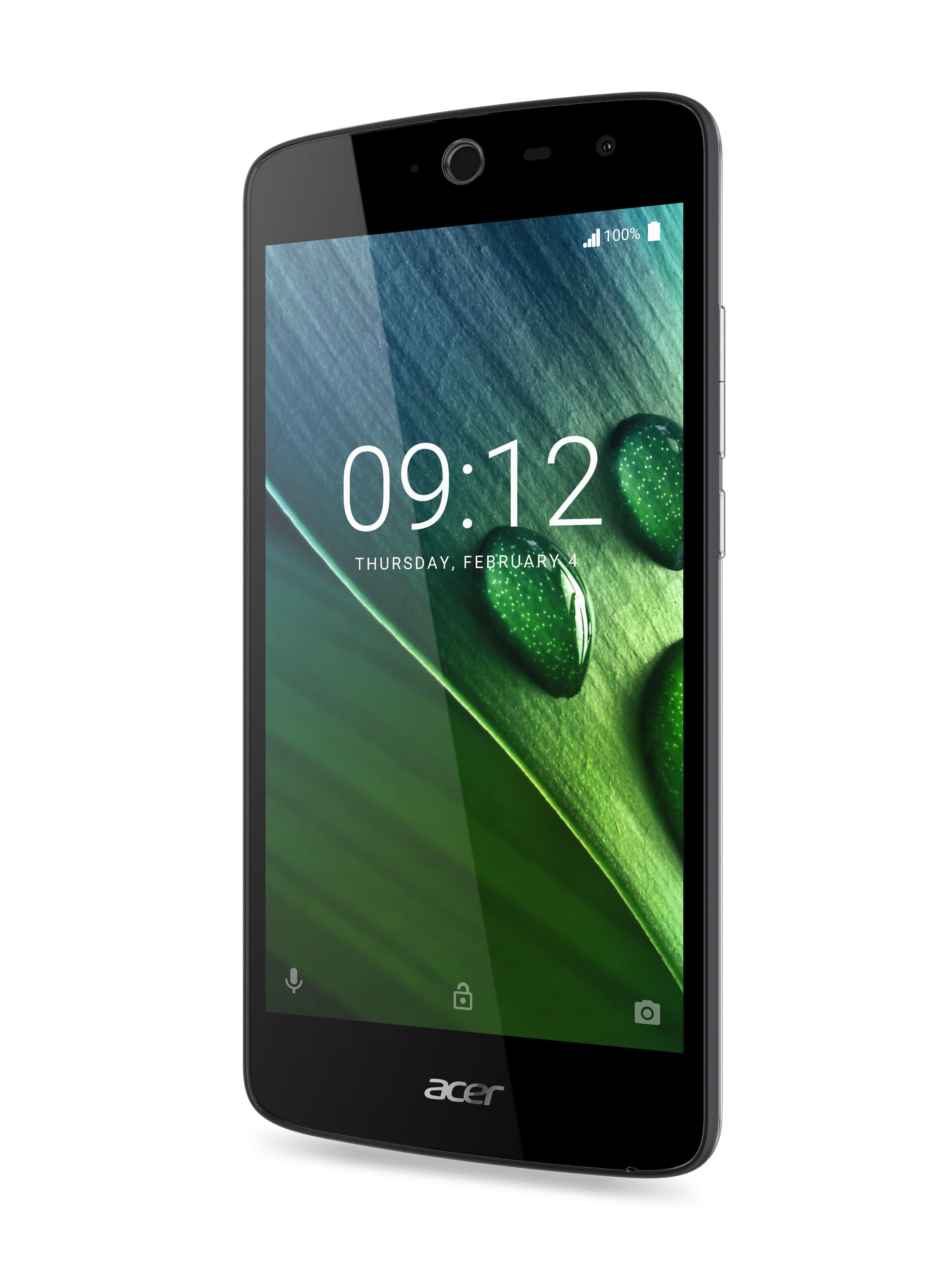 Tabletowo.pl Acer prezentuje dwa nowe smartfony: Liquid Zest i Liquid Zest 4G Acer Android Smartfony