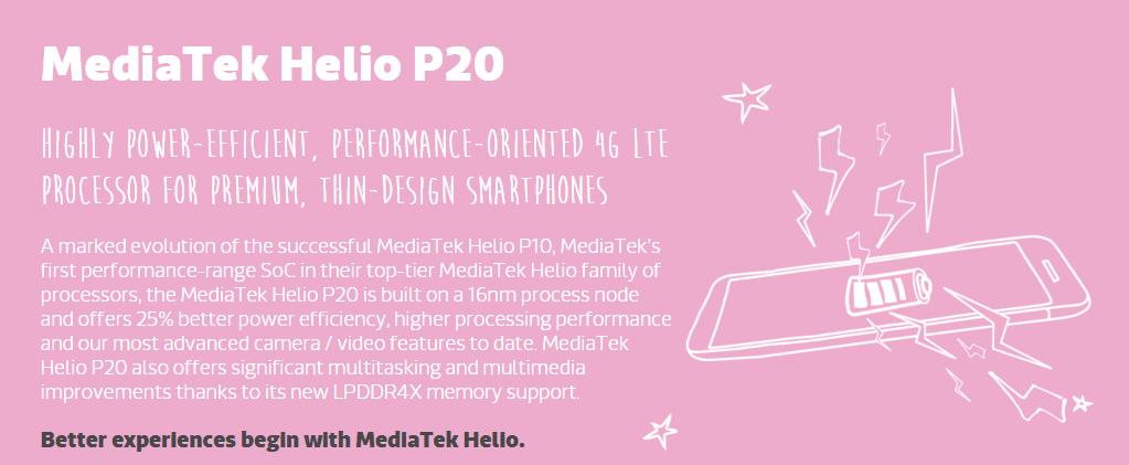 MediaTek Helio P20 1