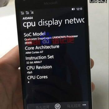 Tabletowo.pl Lumia 650 w wersji XL na zdjęciach Microsoft Plotki / Przecieki Smartfony Windows