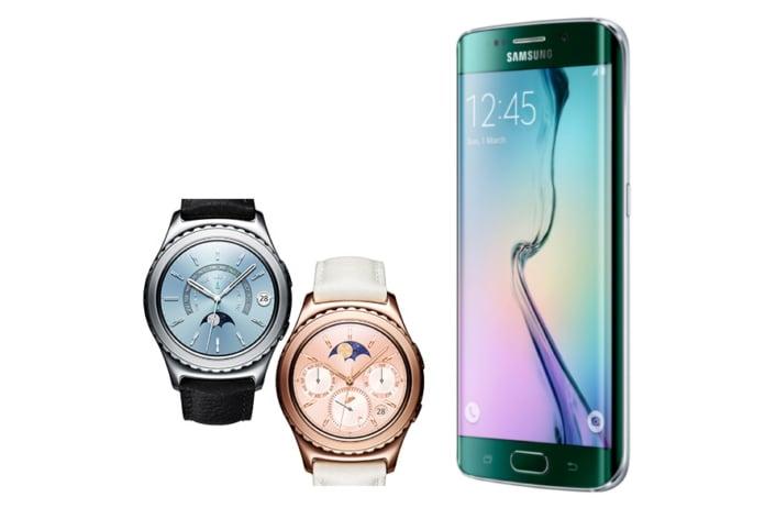 Samsung Galaxy S6 Edge oraz Gear S2 nagrodzone na MWC 2016 28