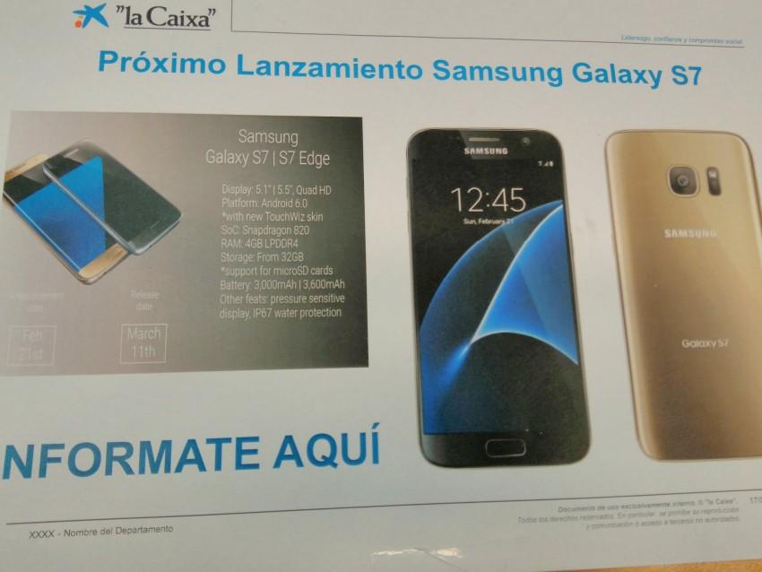 Samsung Galaxy S7 Samsung Galaxy S7 Edge 1
