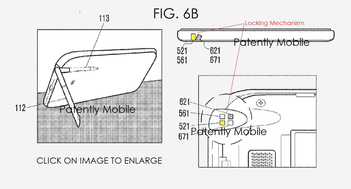Samsung S Pen patent 0