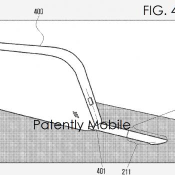 Samsung S Pen patent 1