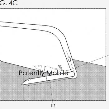 Samsung S Pen patent 2