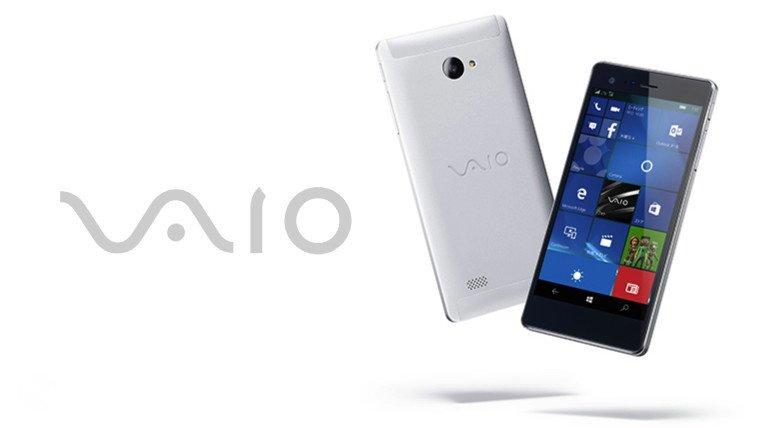 VAIO Phone Biz 0