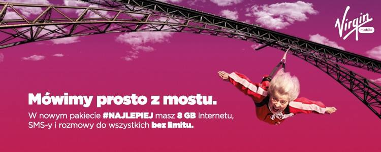Tabletowo.pl Nowa oferta w Virgin Mobile #Najlepiej za 39 złotych i kolejne pakiety za #PółDarmo w #Freemium GSM