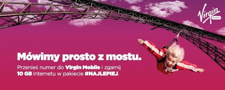 Virgin Mobile #NAJLEPIEJ 2