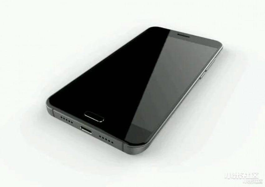 Xiaomi Mi 5 Xiaomi Mi5 render 3