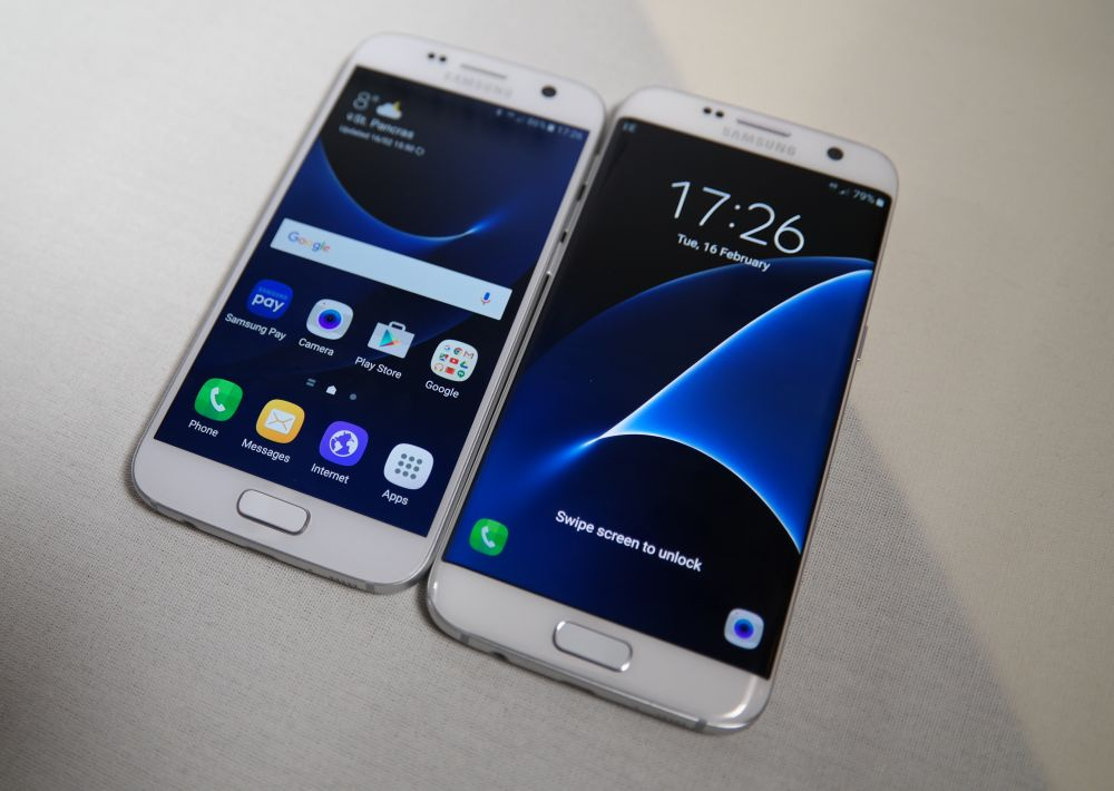 Samsung Galaxy S7 i Galaxy S7 Edge - pierwsze wrażenia