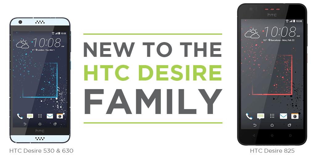 Smartfonowa ofensywa HTC: Desire 530, 630 oraz 825 15