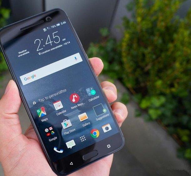 HTC w najnowszym flagowcu zrezygnuje z klawiszy funkcyjnych wyświetlanych na ekranie 16