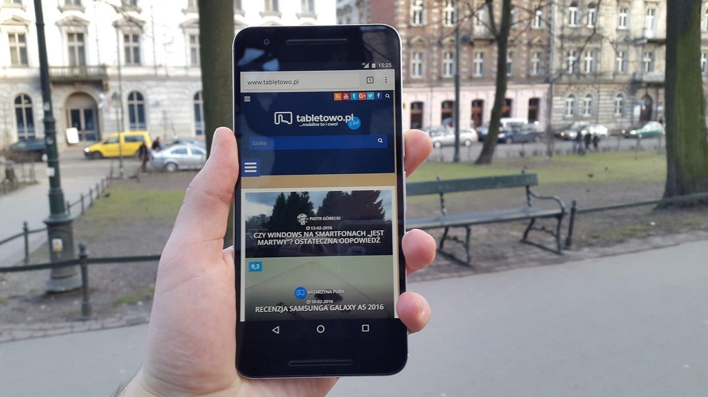 Tabletowo.pl Recenzja Huawei Nexus 6P Android Google Huawei Recenzje Smartfony