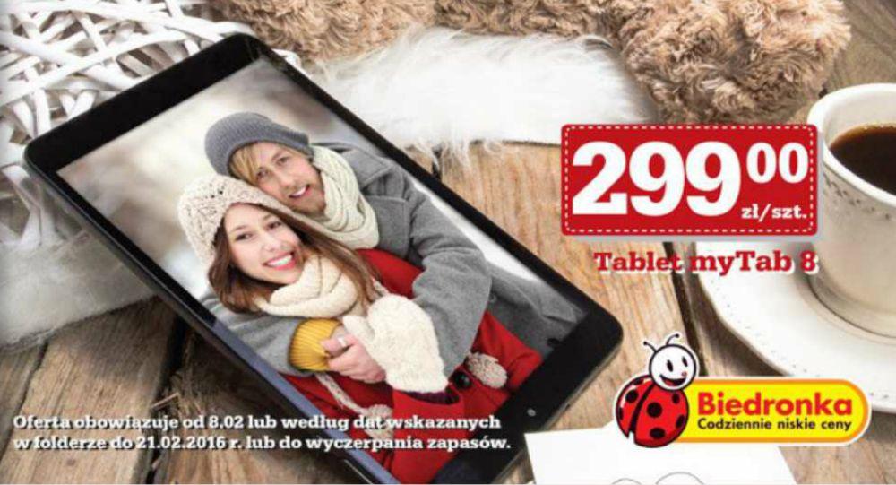 myphone-mytab-8-299zł-biedronka