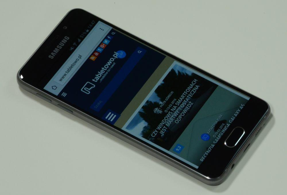 Tabletowo.pl Wyciekła specyfikacja Samsunga Galaxy A3 (2017). Jest... ciekawie Android Samsung Smartfony