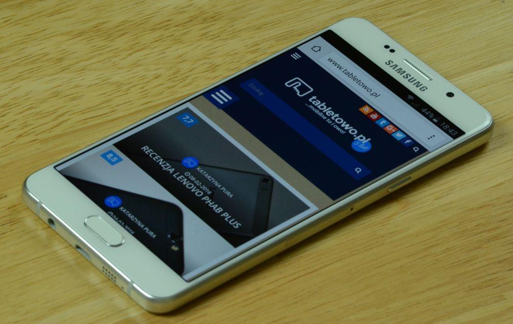 Tabletowo.pl Smartfony Samsunga z linii Galaxy A (2016) także dostaną Androida 7.0 Nougat Aktualizacje Android Oprogramowanie Plotki / Przecieki Samsung Smartfony