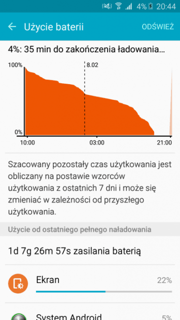 Recenzja Samsunga Galaxy A5 2016 21
