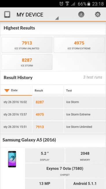 Recenzja Samsunga Galaxy A5 2016 40
