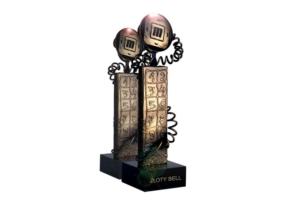 Tabletowo.pl Statuetki Złoty Bell rozdane Ciekawostki