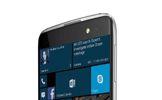 Idol 4 Pro, flagowiec Alcatela z Windows 10 Mobile, na zdjęciach 18