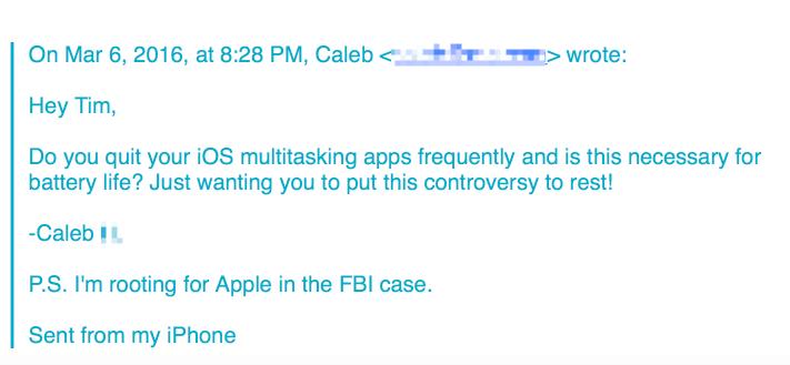 Apple iOS multitasking 1