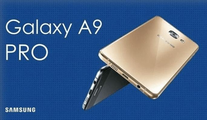 """Ekran 6"""" i bateria 5000 mAh? Tak - poznajcie Samsunga Galaxy A9 Pro"""