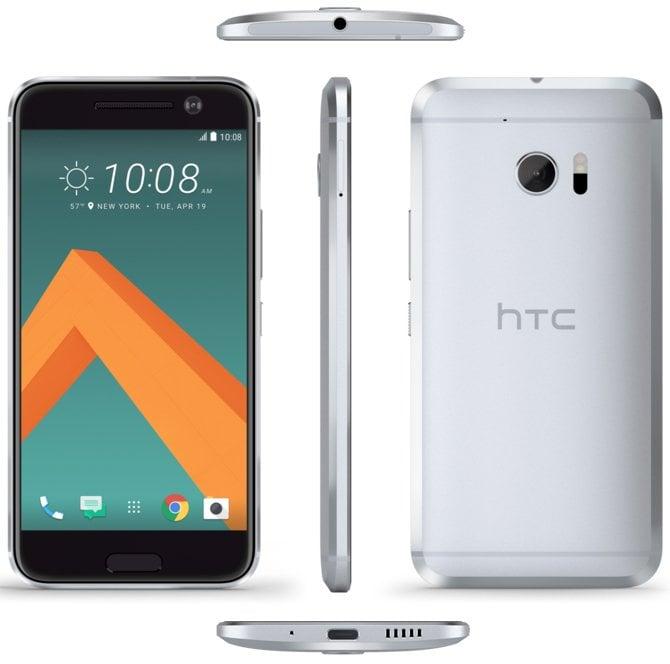 HTC (bez dopisku One M) 10 na renderach i zdjęciach 18