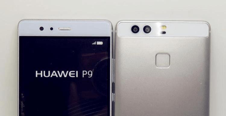 Ulepszona wersja Huawei P9 może zostać wyposażona nie tylko w nowszy procesor, ale i wyświetlacz rozpoznający siłę nacisku 19