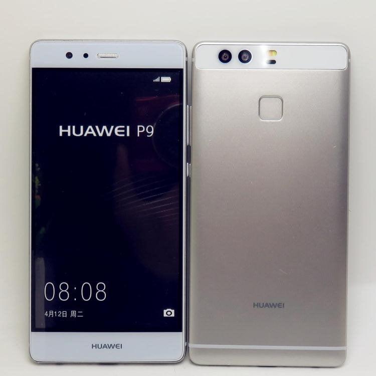 Ulepszona wersja Huawei P9 może zostać wyposażona nie tylko w nowszy procesor, ale i wyświetlacz rozpoznający siłę nacisku 21