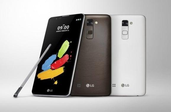"""LG Stylus 2 z rysikiem, ekranem 5,7"""" HD i DAB+ za... 1299 złotych"""