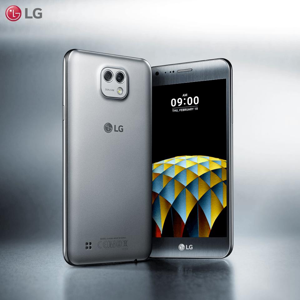 Tabletowo.pl LG X cam z podwójnym aparatem dostępny w wolnej sprzedaży Android LG Smartfony