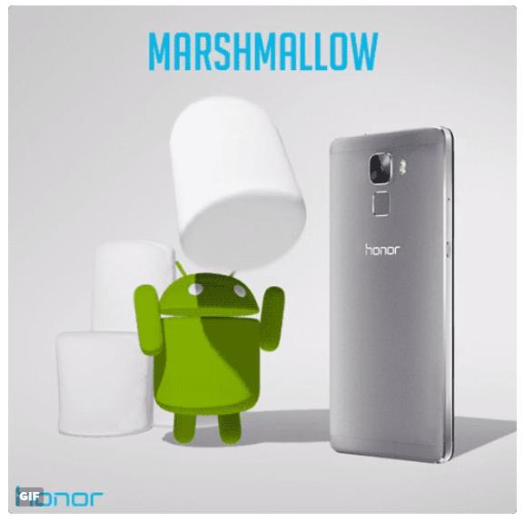 Honor 7 dostaje aktualizację do Androida Marshmallow 17