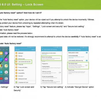 Ubiegłoroczne flagowce Samsunga dostaną Androida 6.0 Marshmallow w marcu 25