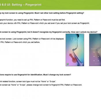 Ubiegłoroczne flagowce Samsunga dostaną Androida 6.0 Marshmallow w marcu 27