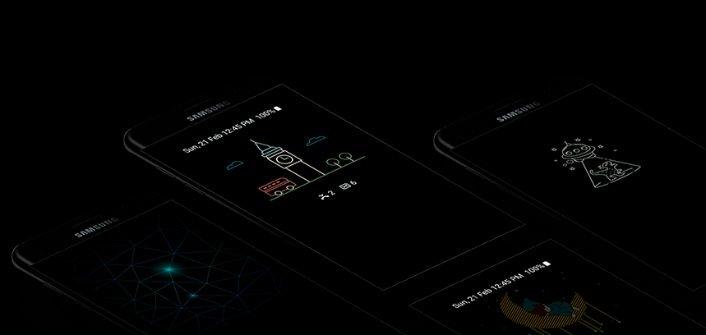 Tabletowo.pl Samsung wyjaśnia, jak dokładnie działa Always On Display Android Ciekawostki Samsung Smartfony