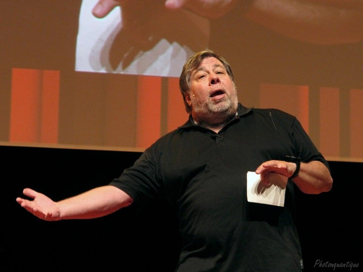 Steve Wozniak w nie-sądowych okolicznościach