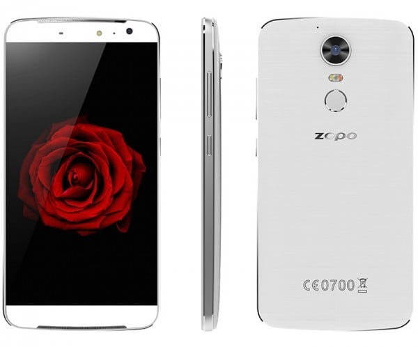 Tabletowo.pl Już można zamawiać ZOPO Speed 8 z dziesięciordzeniowym Helio X20 Android Chińskie Smartfony