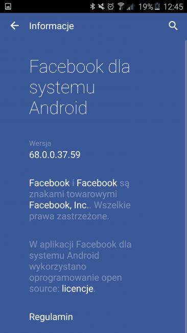 Tabletowo.pl Aplikacja Facebook dla Androida wreszcie z możliwością wrzucania zdjęć HD Krótko Nowości Social Media W skrócie