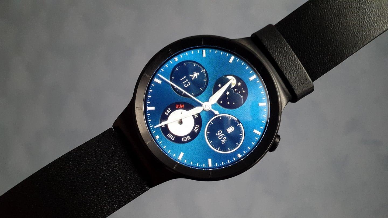 Huawei Watch dostanie aktualizację do Android Wear 2.0 przed końcem marca 22