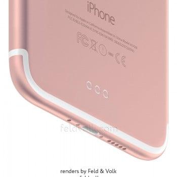 Tabletowo.pl Tak wygląda podwójna kamera w smartfonie iPhone 7 (Pro/Plus) Apple Nowości Plotki / Przecieki Smartfony