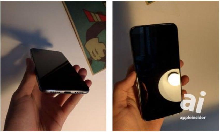 iPhone 7 bez przycisku Home, fot. AppleInsider