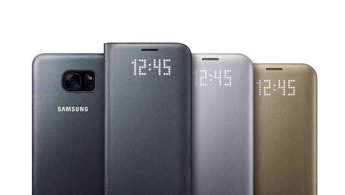 Tabletowo.pl Samsung prezentuje nowe, funkcjonalne pokrowce dla Galaxy S7 i S7 edge Nowości Samsung W skrócie