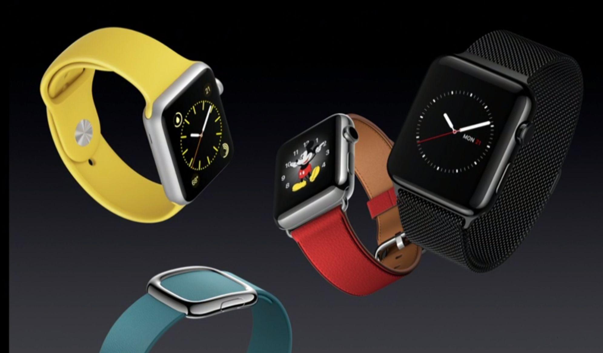Niemal co drugi smartwatch na świecie to Apple Watch 23
