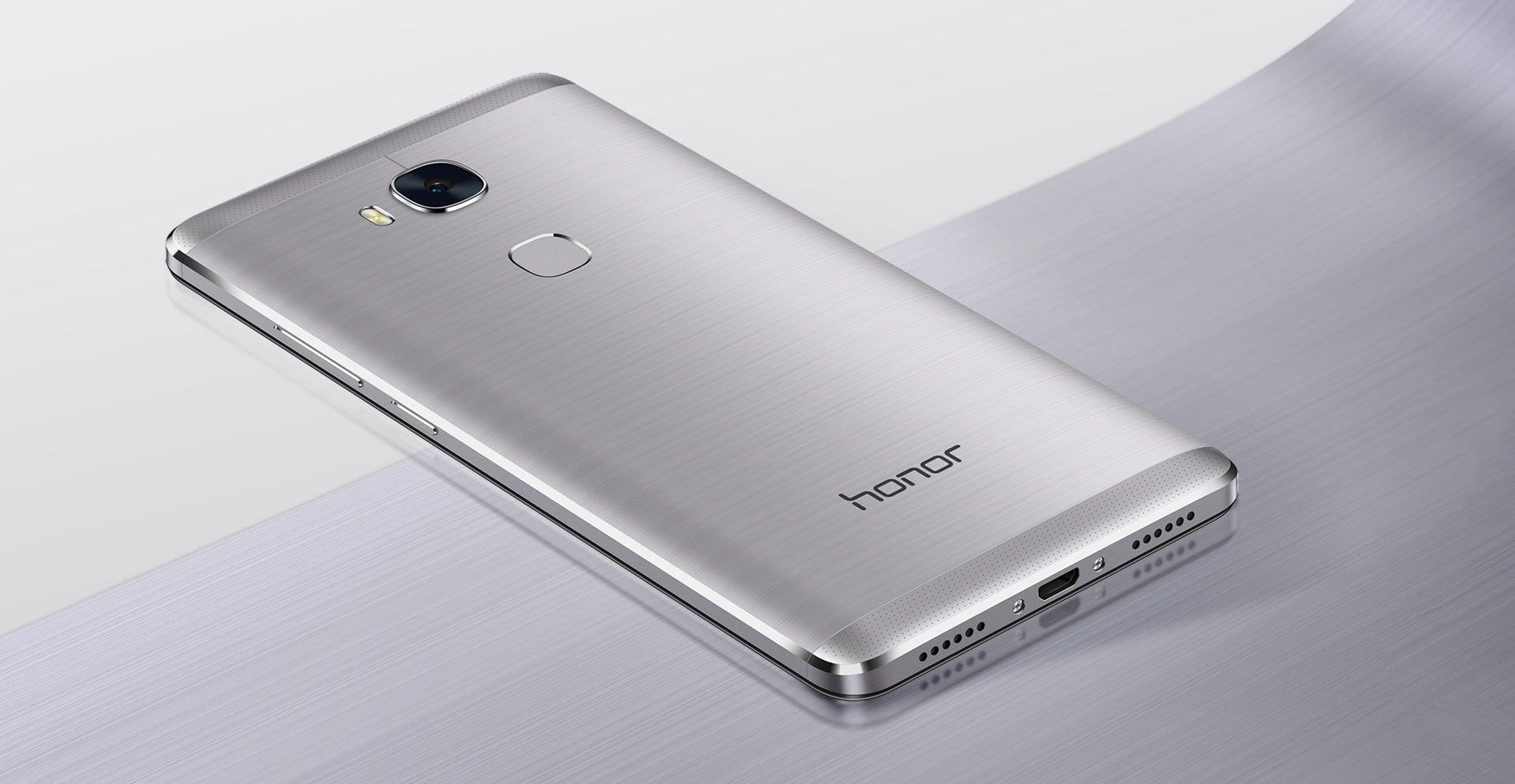 Honor 5X wkrótce otrzyma aktualizację do Androida Marshmallow. Niestety, najpierw w USA 18