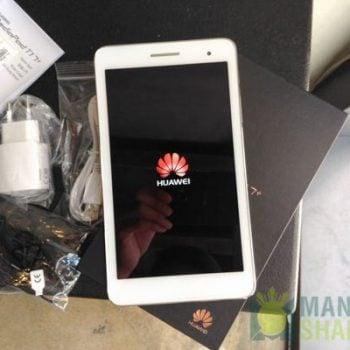 Huawei MediaPad T1 7.0 Plus posłuży nie tylko jako tablet, ale również jako powerbank 20