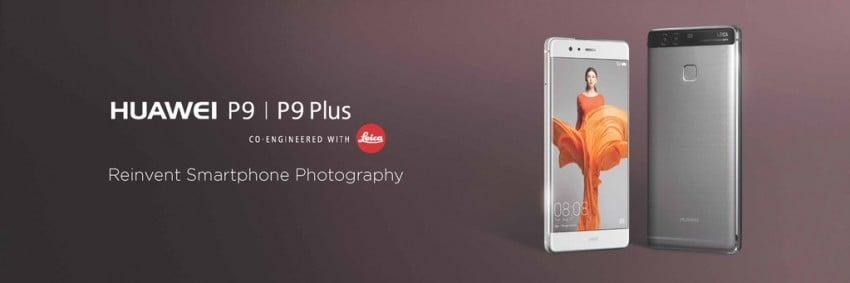 Huawei P9 Huawei P9 Plus