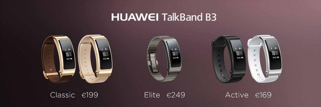 Huawei TalkBand 3 2