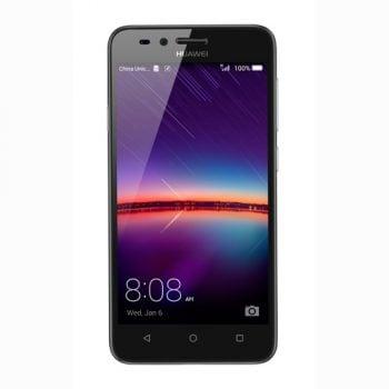 Huawei Y3 II black czarny 1