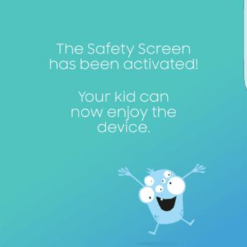 Samsung Safety Screen 3