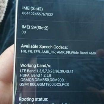 Tabletowo.pl 6-calowa Sony Xperia z przednią diodą LED pozuje do zdjęć. Czy to będzie nowa C6? Krótko Plotki / Przecieki Sony